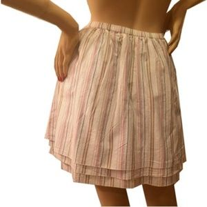 Dkny Skirts - DKNY Layered Statement Tiered Skirt 90s Vintage